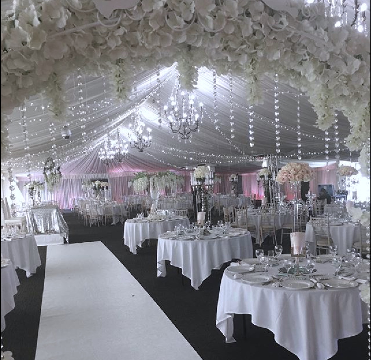 Venue styling