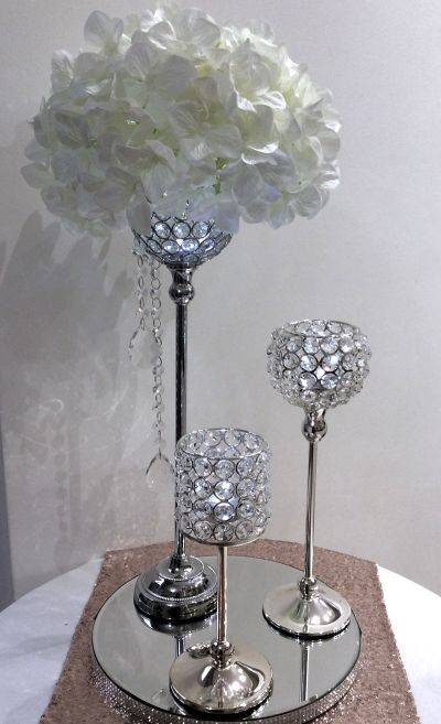 Crystal globes