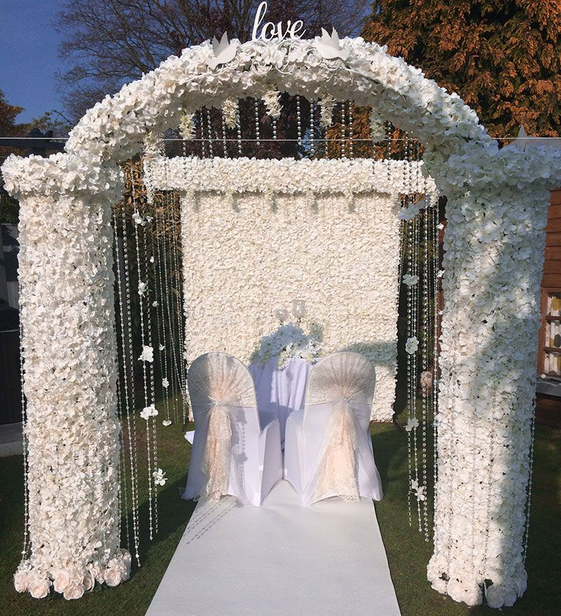 Wedding Arches & Aisles in Nottingham