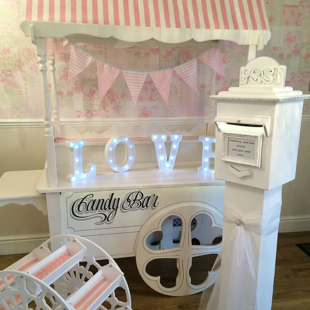 Candy Carts In Nottingham