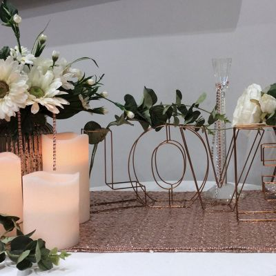 Wedding decoration hire in nottingham wedding table decorations junglespirit Images