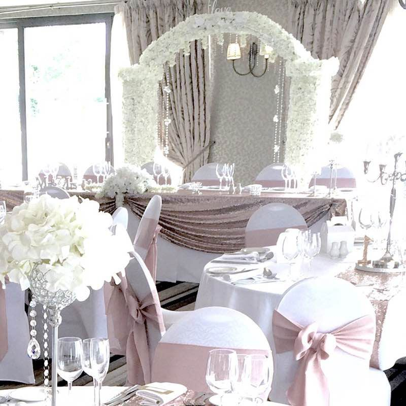 Inspirational Venue Styling And Wedding Decoration Hire In Nottingham